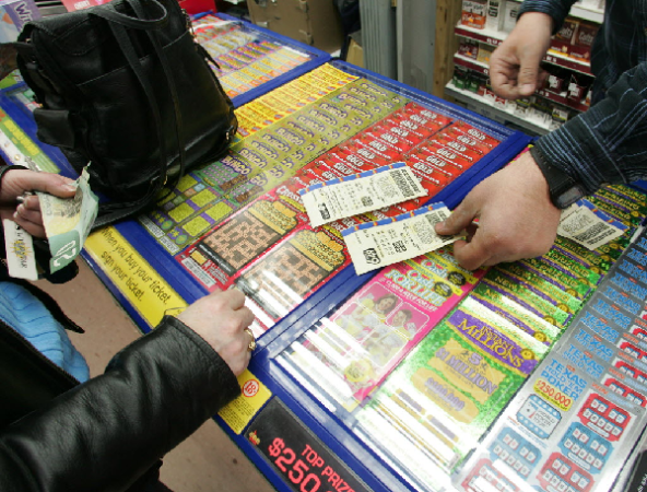 Lotteries In Alberta
