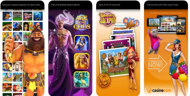 Casino.com- Mobile
