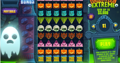 Halloween Extreme – The wonderful game where you can win CA$100,000