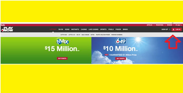 How to buy Lotto 649 Lottery ticket online in Canada