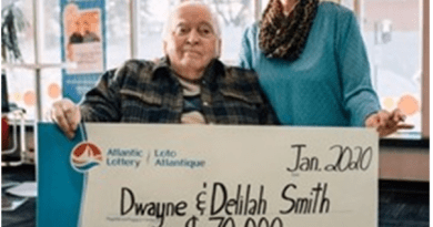 How to claim your prize if you won the lottery in Atlantic province Canada?