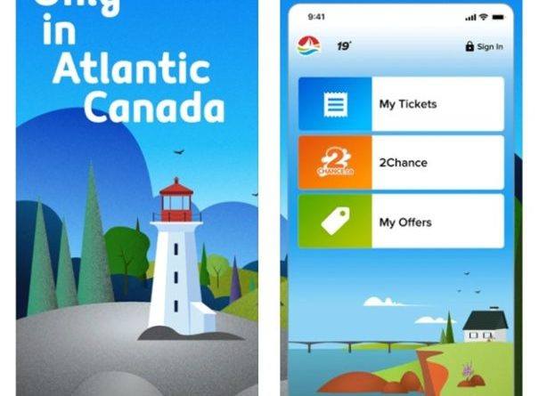 How to play second chance in Canadian Atlantic lotteries