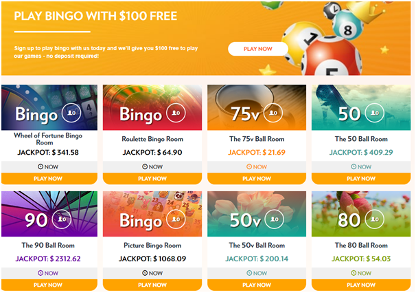 IGT Bingo games to play