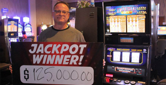 Jackpot winner in USA