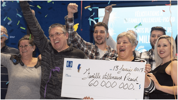 Virtual reality tool for Loto Quebec winners