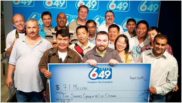 Lotto 6/49 Results