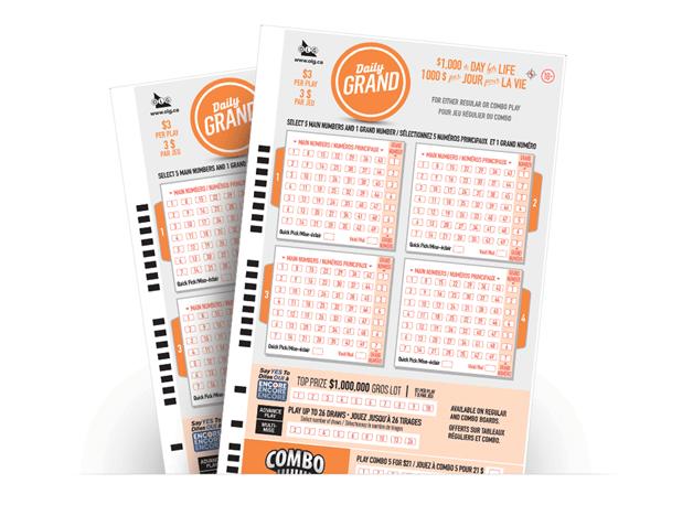 Lotto Daily Grand