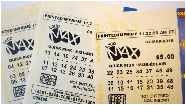 Play Lotto Extra and Encore or Tag with Lotto Max