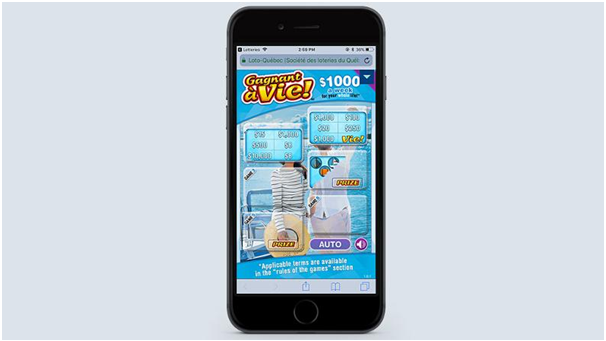 Lotto Quebec App for Android
