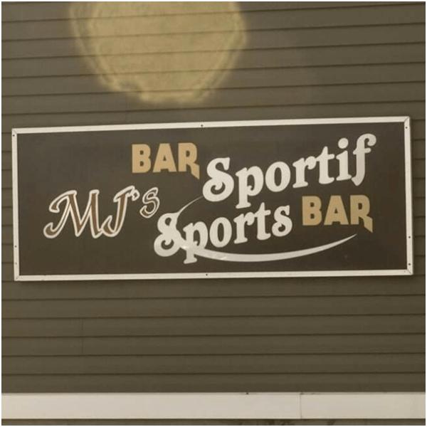MJ Sports Bar
