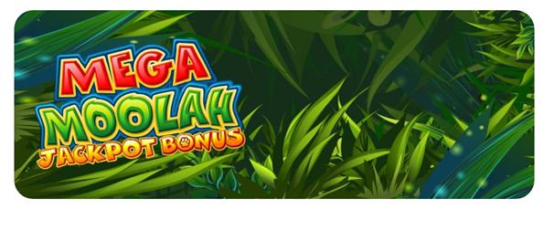 Mega Moolah Progressive Jackpot game in CAD