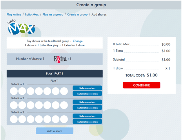 How to play lotteries in Canada