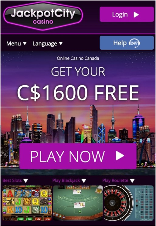Scratch card games to play at Jackpot City Casino Canada