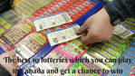 The best 10 lotteries which you can play in Canada and get a chance to win