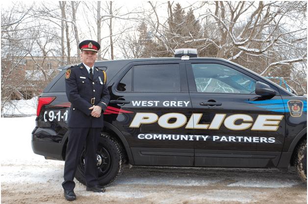 West Grey Police Ontario
