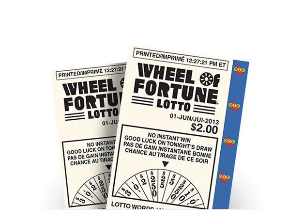 play Wheel of Fortune Lotto in Canada
