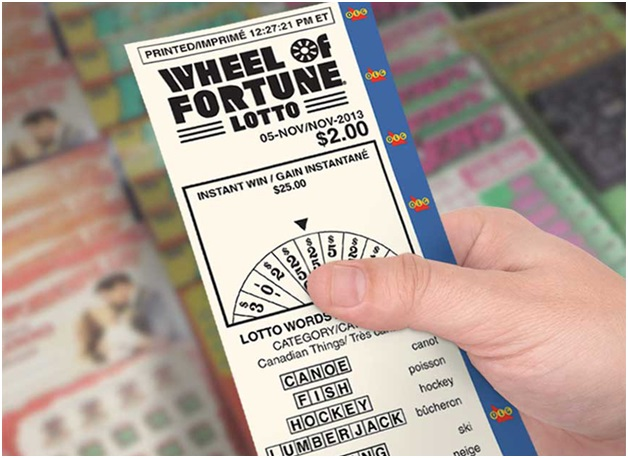 play Wheel of Fortune Lotto
