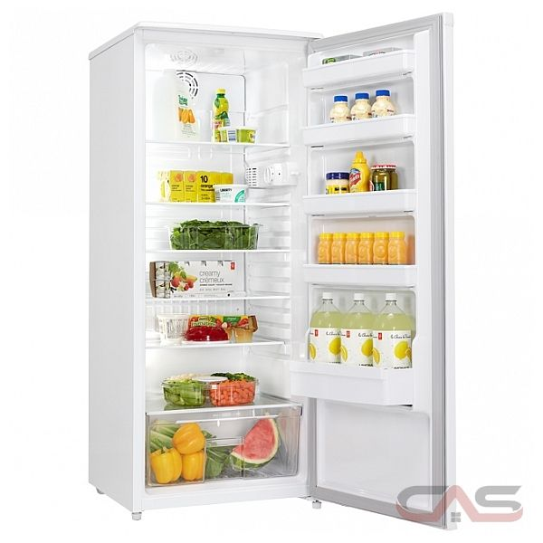 DAR1102WE Danby Refrigerator Canada Best Price Reviews And Specs Toronto Ottawa Montral
