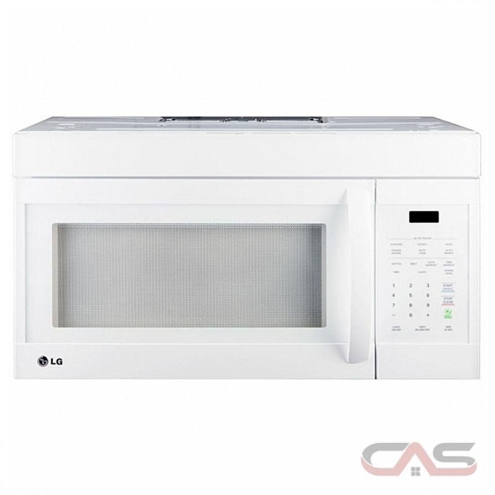 lmv1600sw lg microwave canada sale