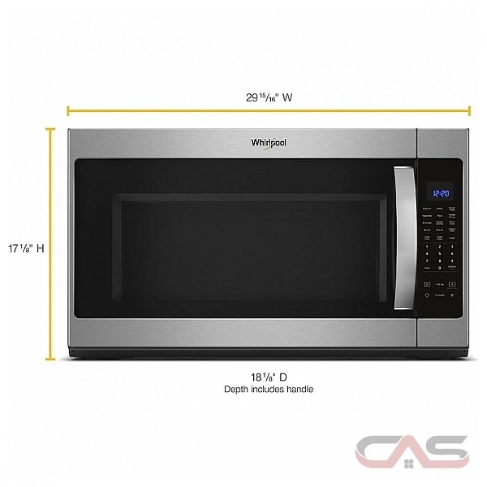 ywmh53521hz whirlpool microwave canada