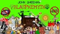 "[Promotional image for ""Blasphemyth"" show.]"