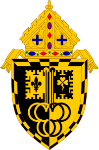 [Coat of Arms of the Roman Catholic Diocese of London]