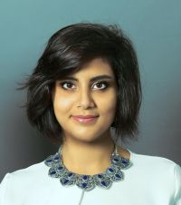 [Photo of Loujain al-Hathloul]