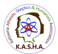 [Logo of the Kelowna Atheists, Skeptics & Humanists Association]