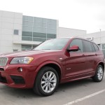2013 Bmw X3 Xdrive35i Cars Photos Test Drives And Reviews Canadian Auto Review