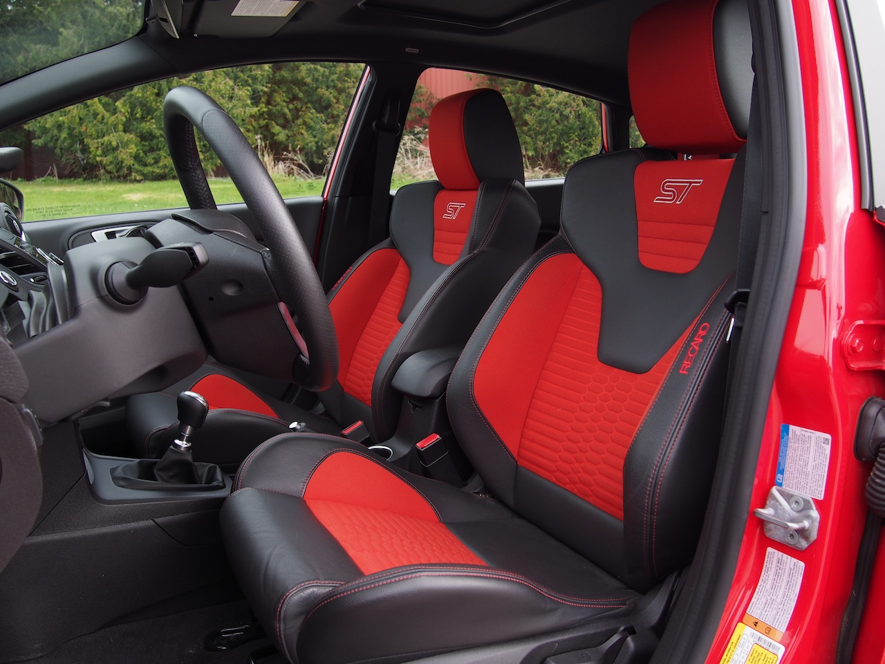 2014 Ford Fiesta ST Review Cars Photos Test Drives