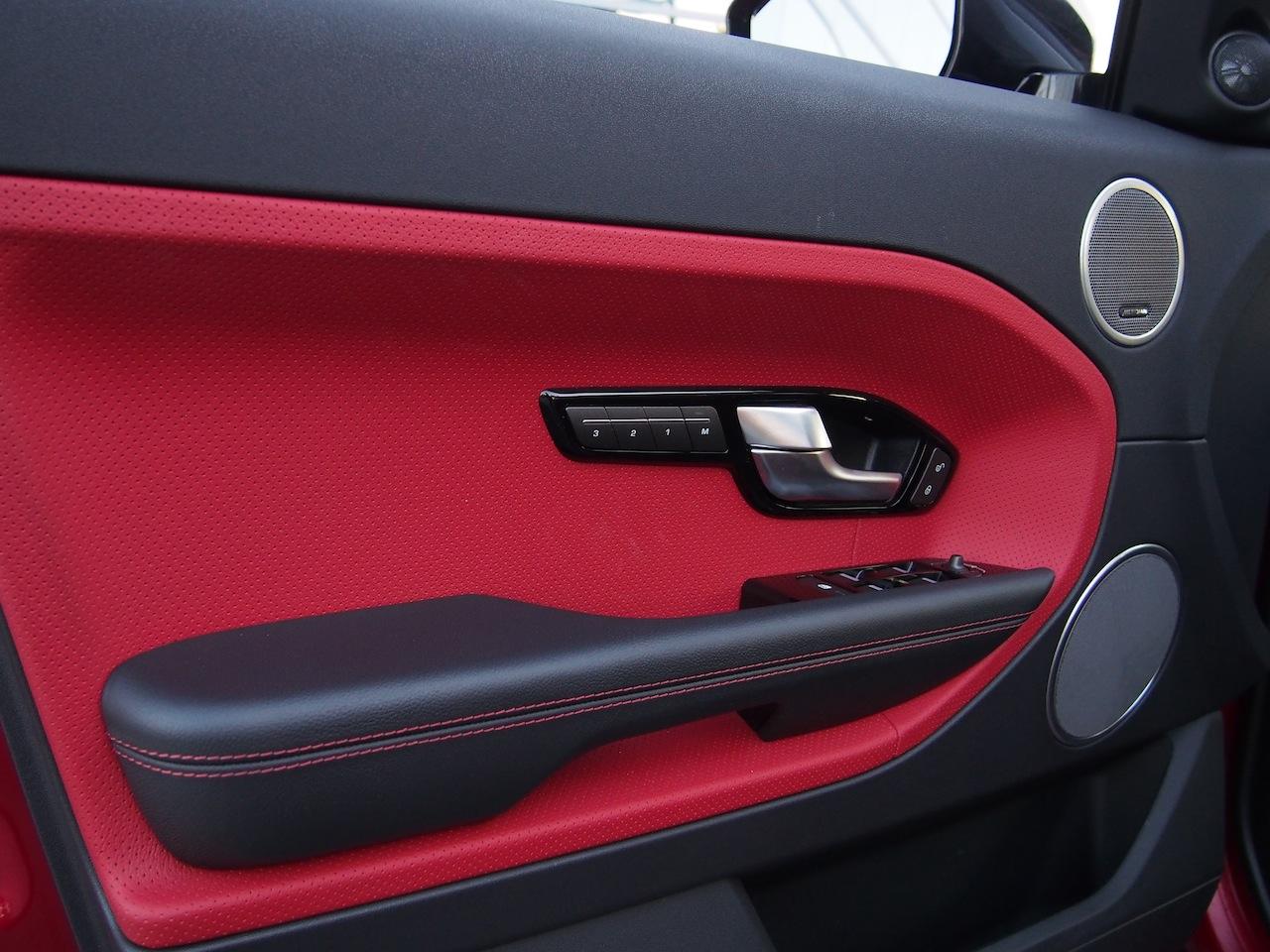 2014 Range Rover Evoque 5 Door Review Cars Photos Test