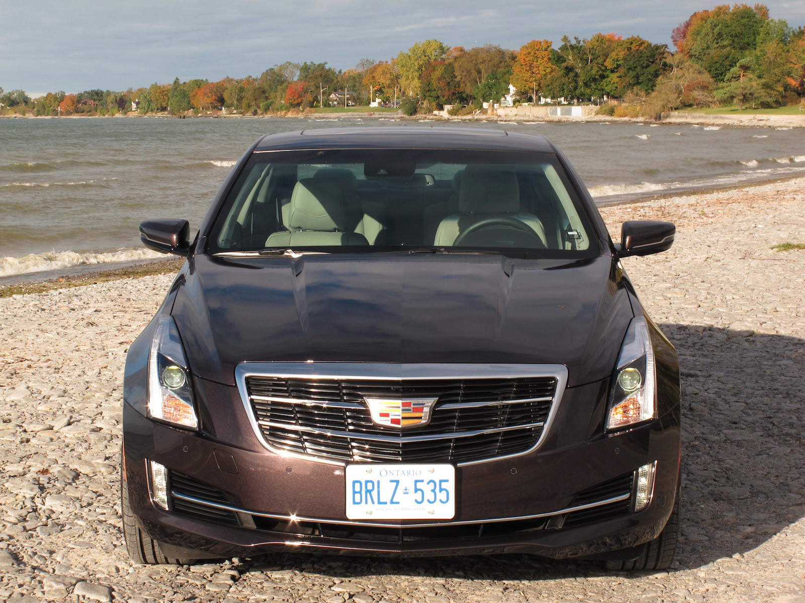 Review: 2015 Cadillac 凱迪拉克 ATS Coupe   Canadian Auto Review