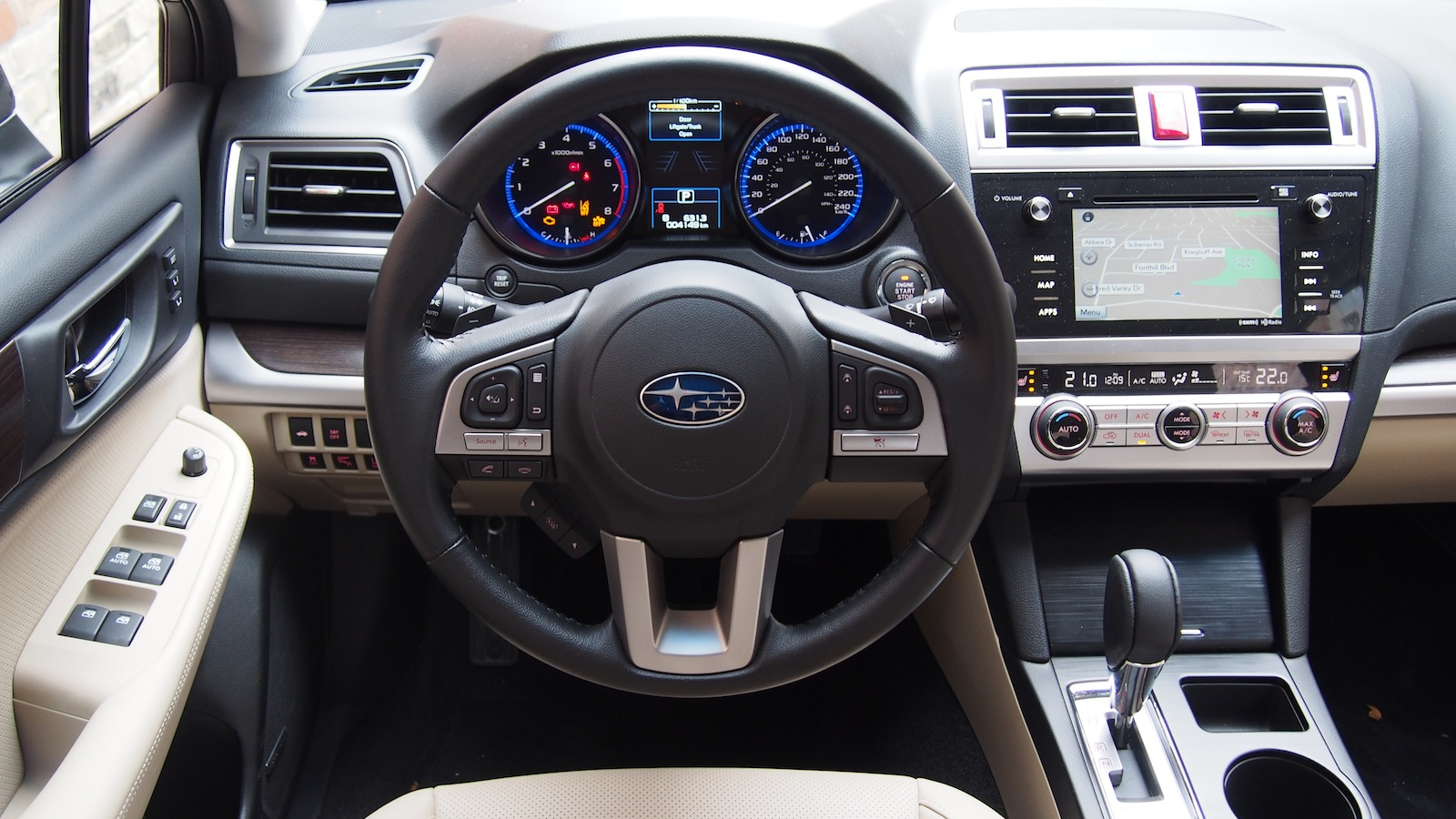 Review 2015 Subaru Legacy 25i Limited Canadian Auto Review