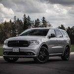 Review 2016 Dodge Durango Sxt Awd Canadian Auto Review