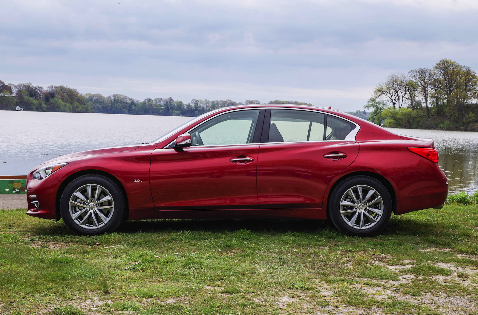 Review 2016 Infiniti Q50 20t Canadian Auto Review