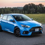 Review 2017 Ford Focus Rs Canadian Auto Review