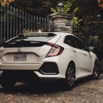 Review 2017 Honda Civic Hatchback Canadian Auto Review