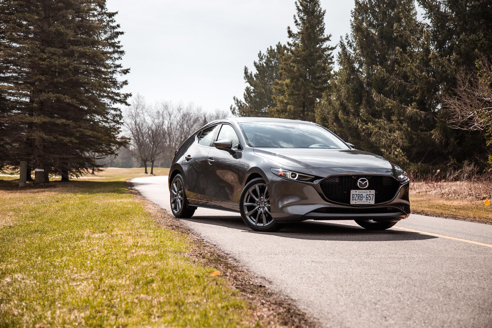 2019 馬自達 Mazda3 Sport GT   Canadian Auto Review