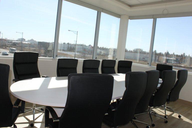 Board room.