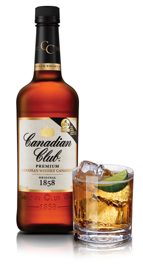 Canadian Club Whisky 1858