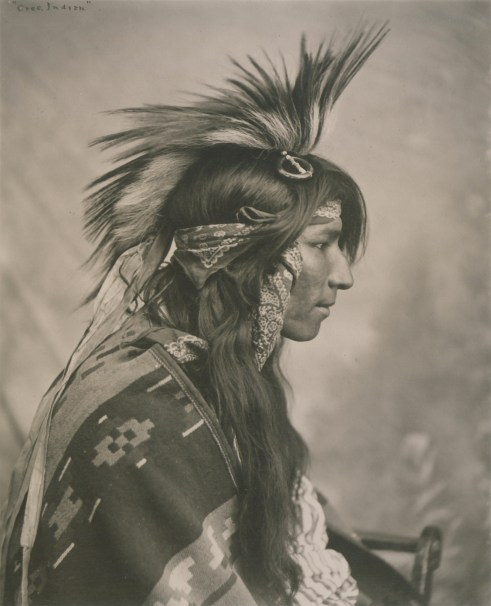Cree 1903 - Original Photograph