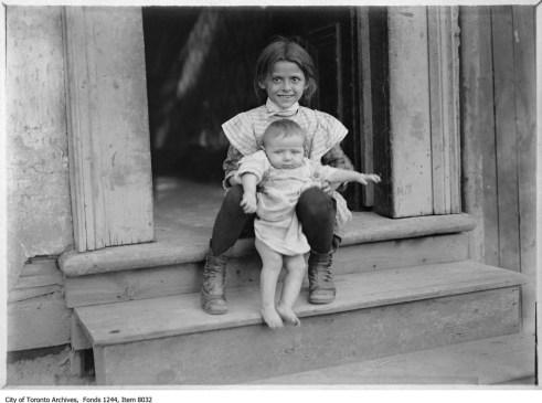 Kids in the Ward - Original Photograph