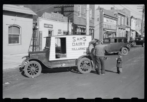 Killarney, Manitoba - Original Photograph