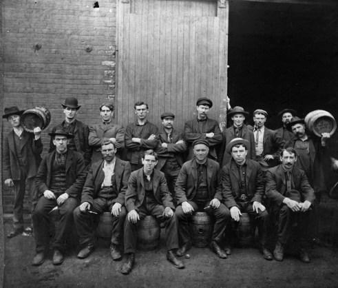 O'Keefe Brewery, Toronto - Original Photograph