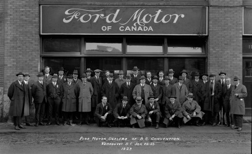 Ford Convention - Original Photograph