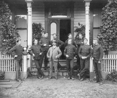 Garrison - Original Photograph