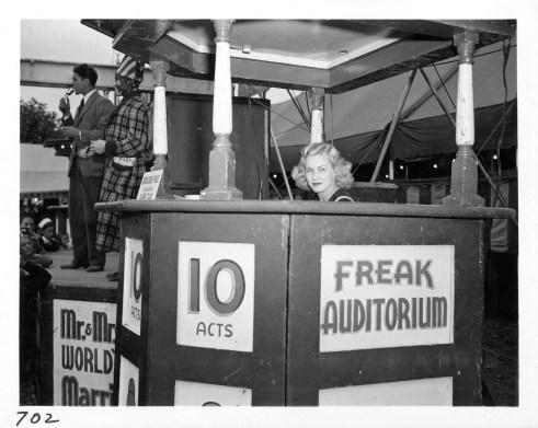 PNE Freak Auditorium