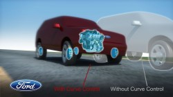 Curve Control Launches On the All-New 2011 Ford Explorer