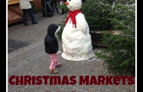 Christmas Markets in Europe: A Photo Tour (Bring Your Stretchy Pants)