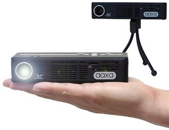 Business Travel Essentials - Pocket Projector